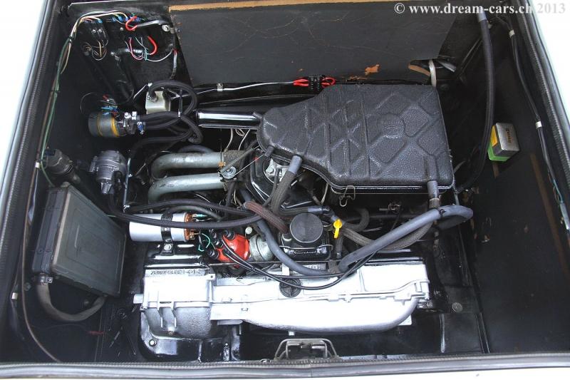 Motor spider caruna
